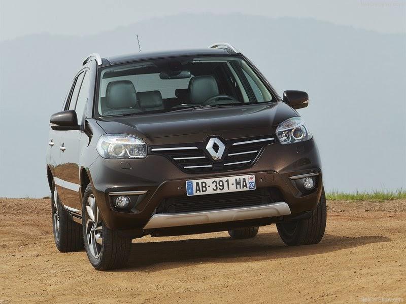 2014 Renault Koleos