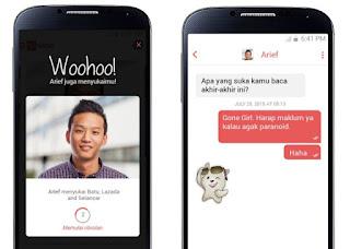 Aplikasi perjodohan Woo (Ilustrasi - Femaledaily.com)