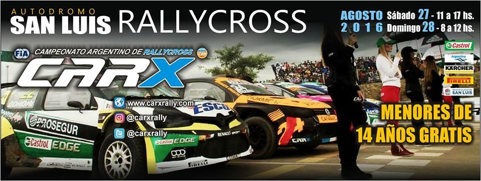 RallyCross Carx
