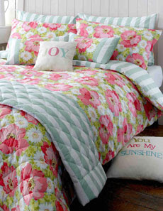 52737000138 Sweet Slumbers {Dreaming of a flower garden}