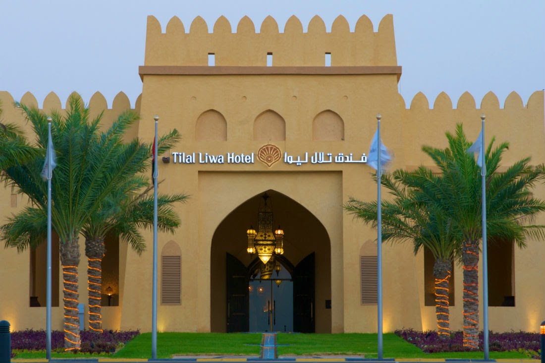 Tilal Liwa is located on the edge of the Rub Al Khalil desert in Abu Dhabi's famous Empty Quarter area