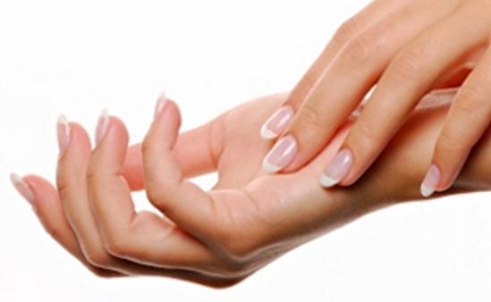 Prírodný krém na ruky a nechty