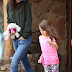 October 2013: Suri goes on a safari in South Africa!