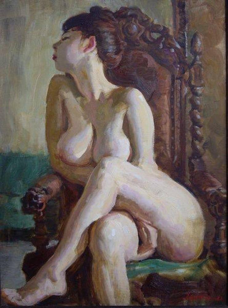 Pinturas de desnudos - Reproducciones de cuadros a