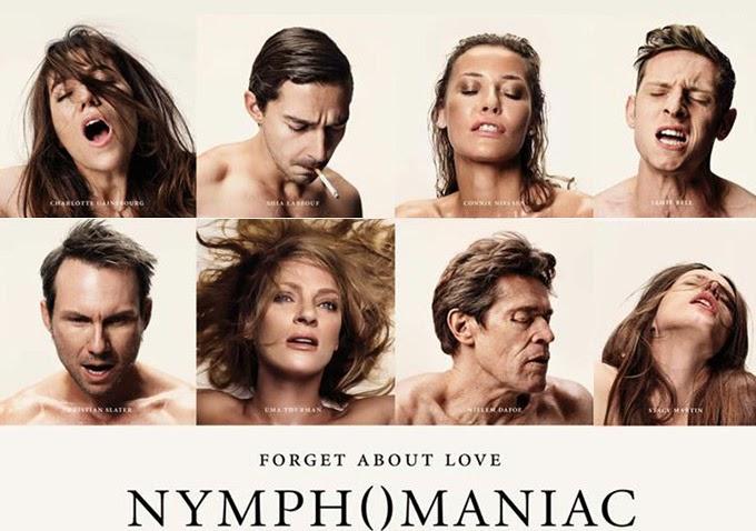 Nymphomaniac yasak film