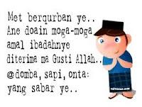 Hakikat Idul Adha dan Idul Qurban Sebagai Sarana Menemui Allah