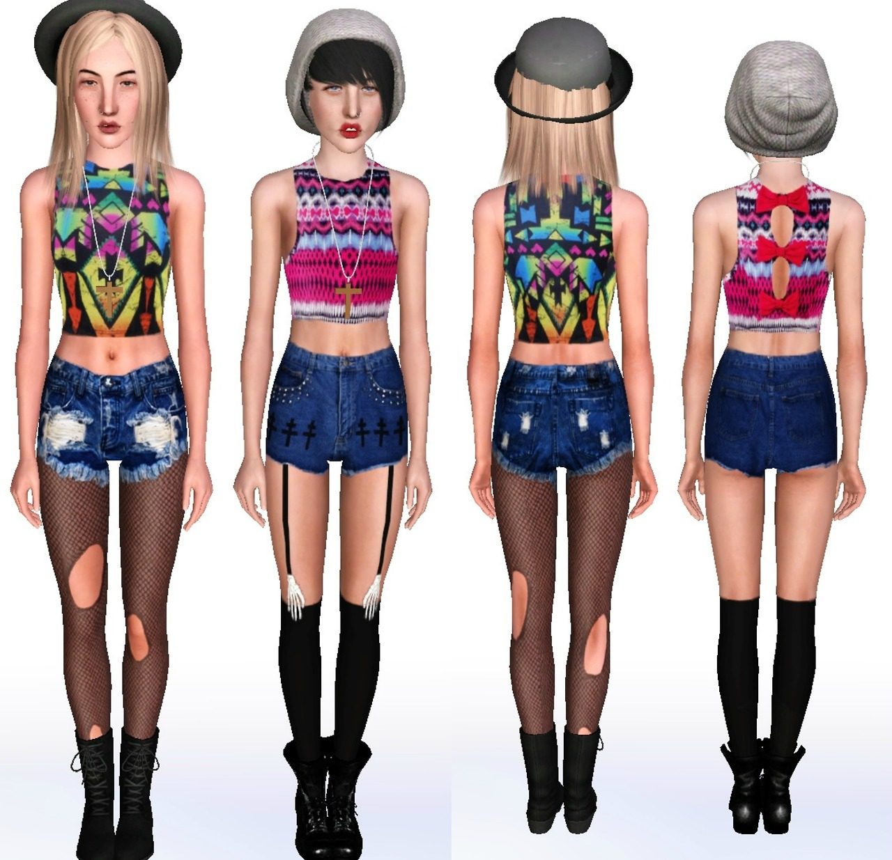 Sims 2 Clothing 11