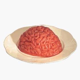 Brain Gelatin Mold7