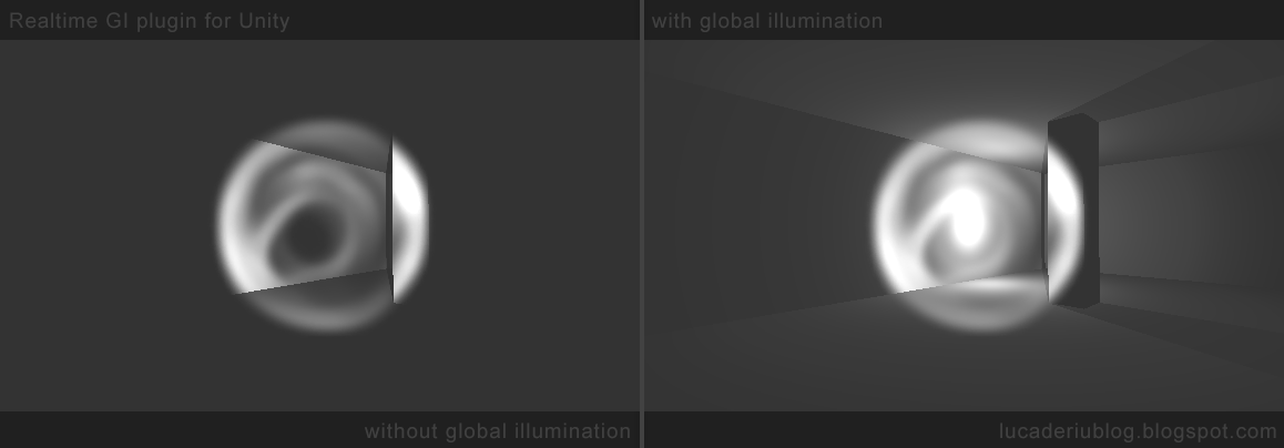 unity 3d realtime global illumination plugin