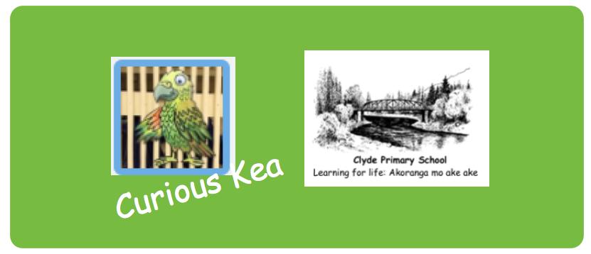 Clyde School Kea Class