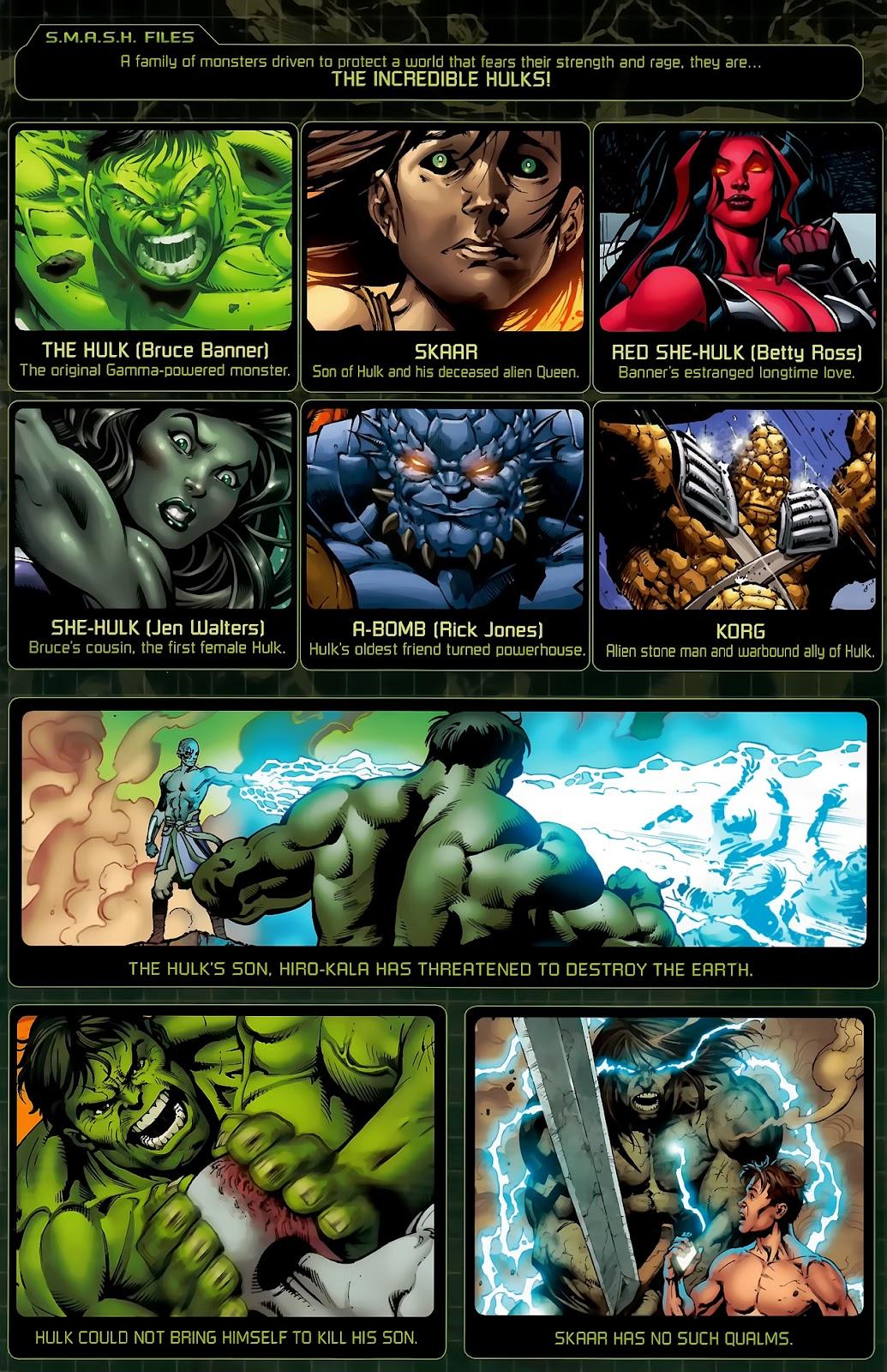 Incredible Hulks (2010) Issue #617 #7 - English 2