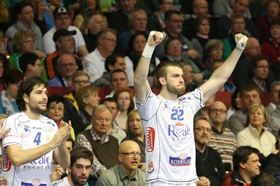Leo Domenech (BRA) multado y suspendido en Copa EHF | Mundo Handball
