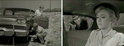 La dimensión desconocida Capítulo 16 - El Autoestopista (The Hitch-Hiker)