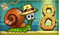 Jugar a El caracol Bob 8