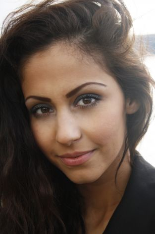MISS NORWAY 2011 CONTESTANT - Nora Muqkurtaj