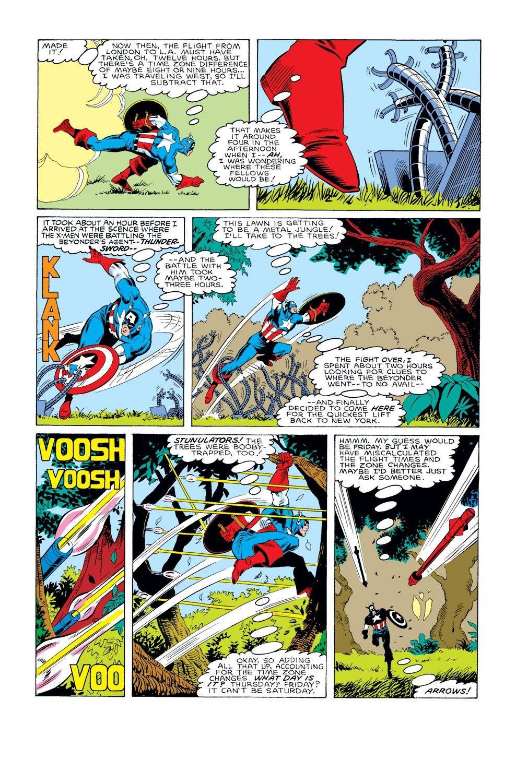 Captain America (1968) Issue #308 #236 - English 4
