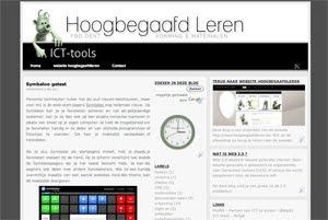 Hoogbegaafdleren ICT tools