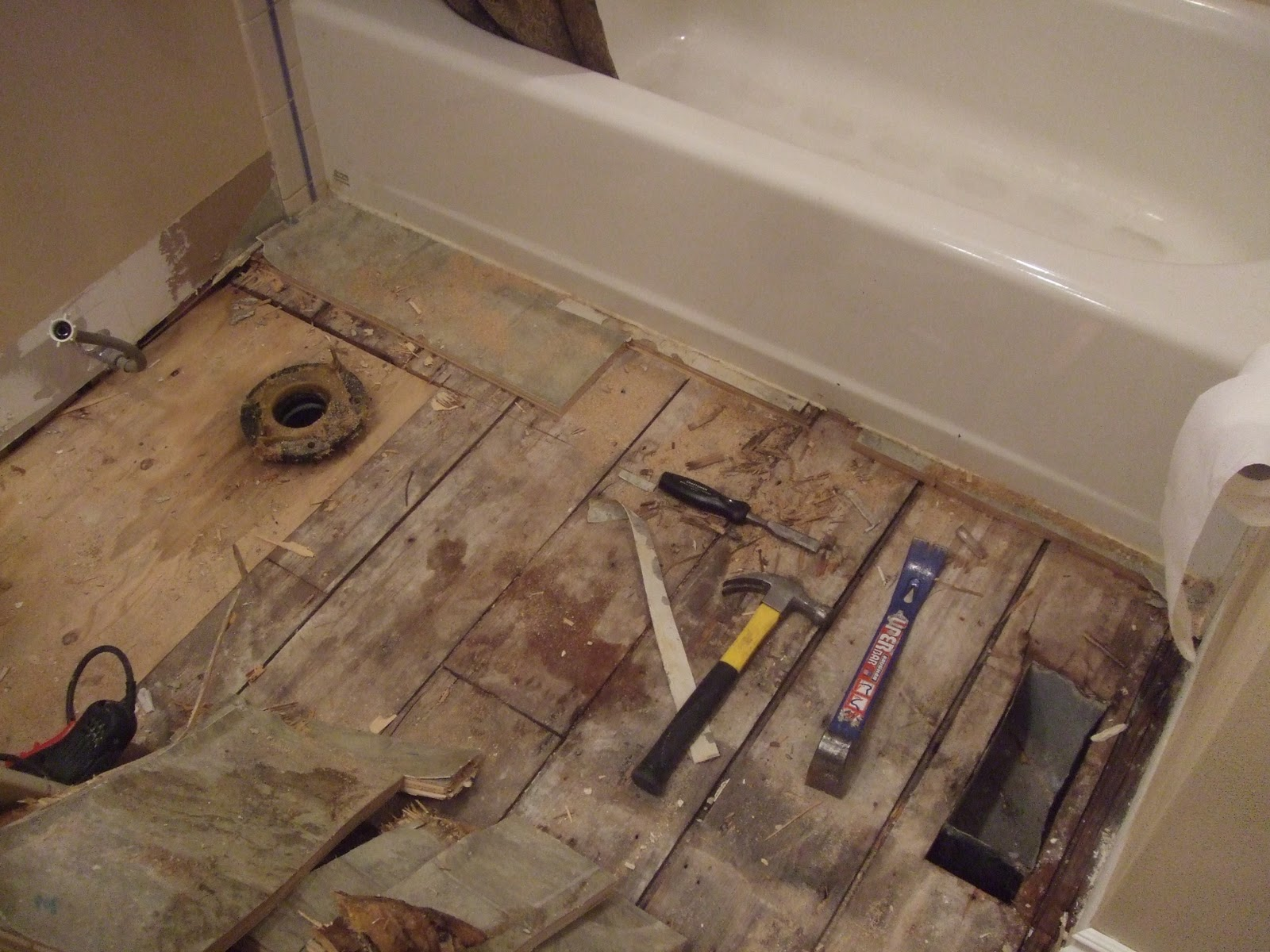 Laying wood flooring in bathroom 2015 best auto reviews for Laying wood flooring