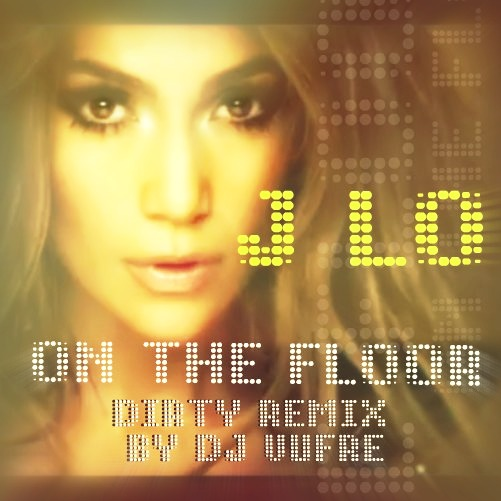 jennifer lopez on the floor video. jennifer lopez on the floor