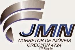 JMN CORRETOR DE IMÓVEIS TEL;(84)3281-3666