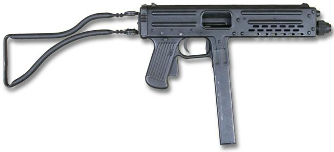 Italian Submachine Guns