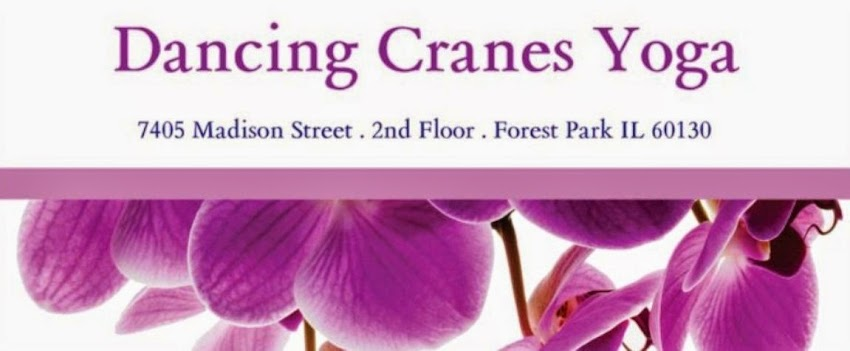 Dancing Cranes Yoga and Massage