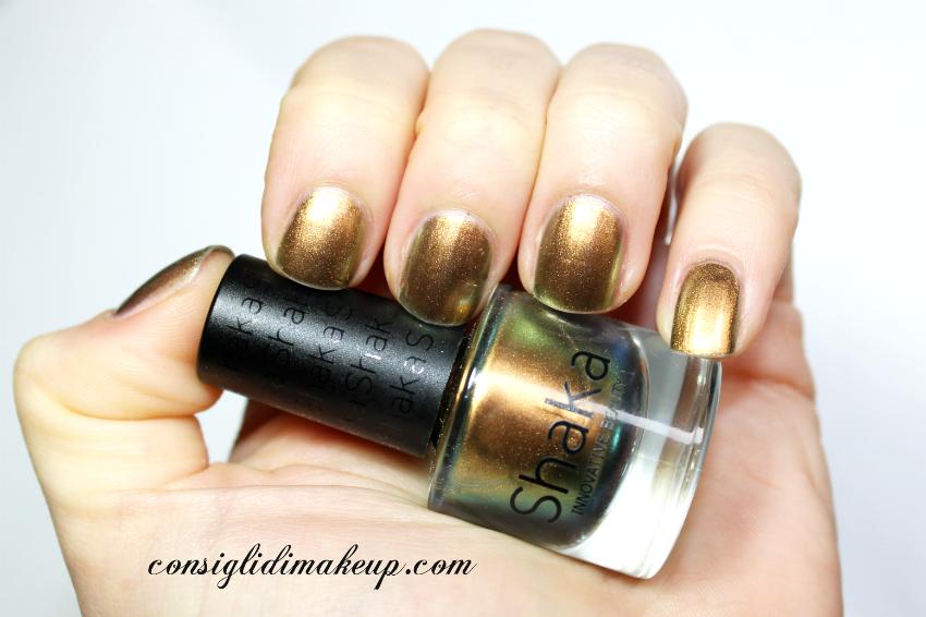 NOTD: Bronze - Shaka