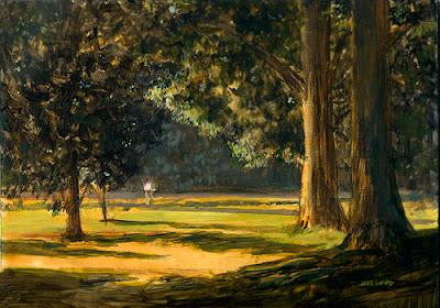 Landscape Acrylic Paintng