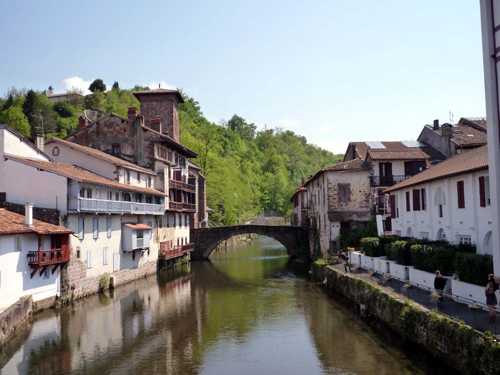 puente en jean pied de port francia travel photobox