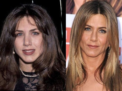 Jennifer Aniston antes da fama