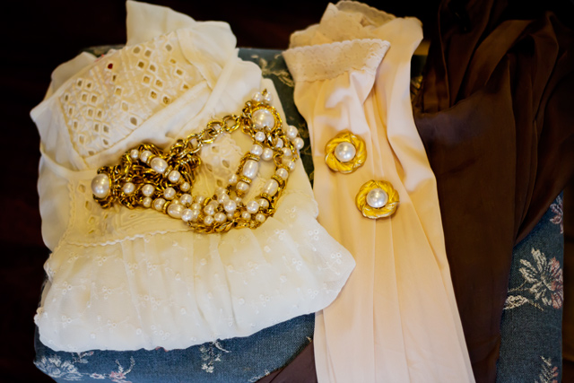 thrifted clothing and jewelry, Vancouver fashion blogger, thrift fashion, eco fashion, sustainable fashion, vintage style