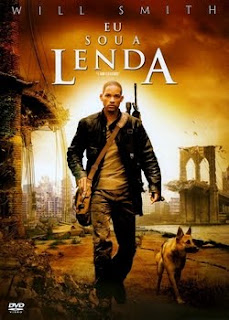 Download Filme Filme Eu Sou A Lenda – DVDRip AVI Dual Áudio