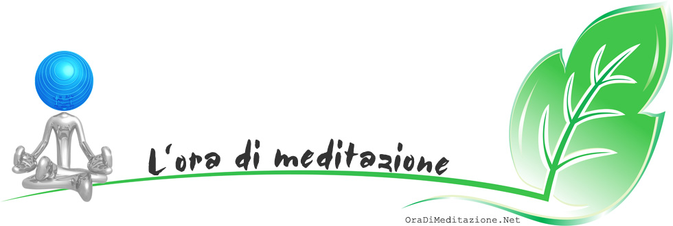 L&#39;ora di meditazione