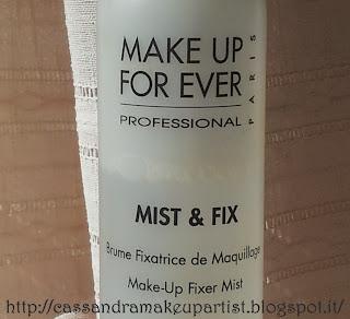 Mist & Fix_Make Up For Ever_Fissatore Trucco_MUFE_inci_ingredienti_prezzo_pao_recensione_review