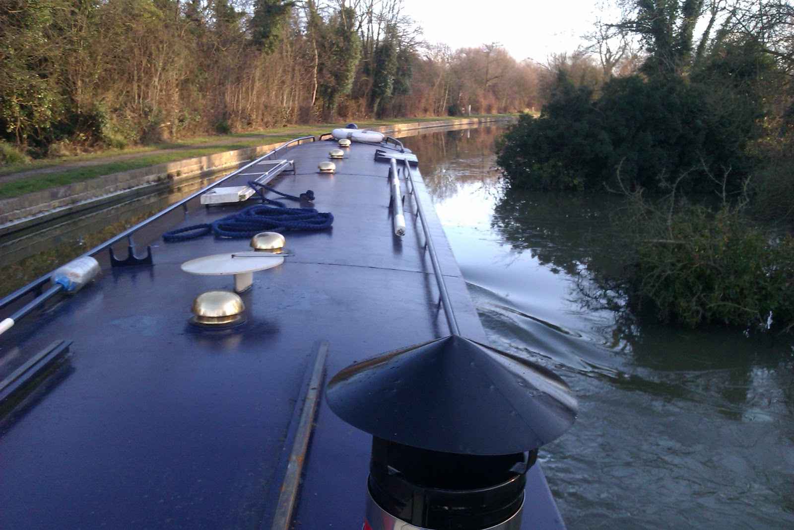 Soar Navigation near Pillings Lock