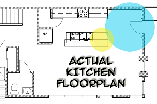 organizing with style} floor plans that make you go hmmm | blue