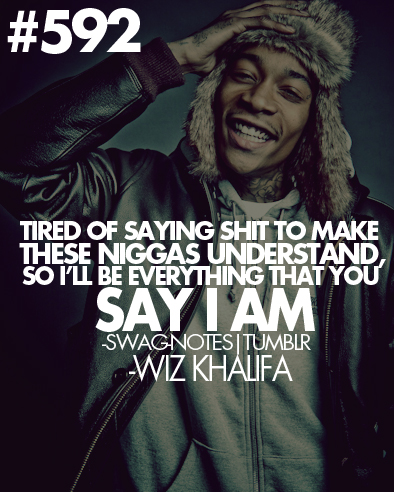 wiz khalifa love quotes - Wiz Khalifa Quotes