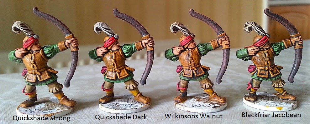 my conclusion is that whilst quickshade dips are expensive the dark version delivered what i wanted easy to use quick drying and the figure looked good - Quick Shade