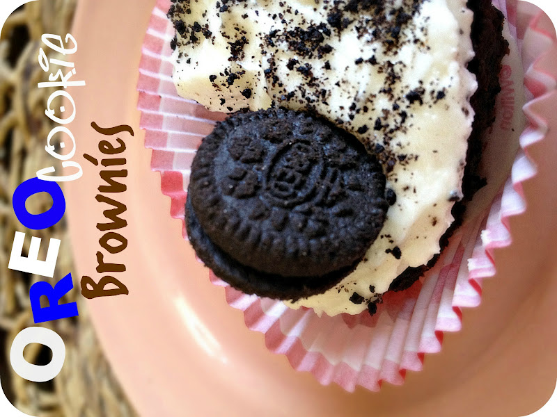 Tips and Tricks for making Oreo Brownies