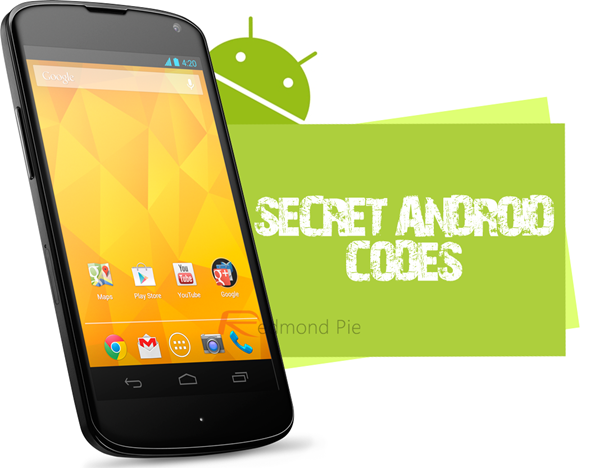 secret codes Android smartphones articles