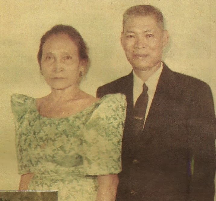 Maria and Silvestre Davalos