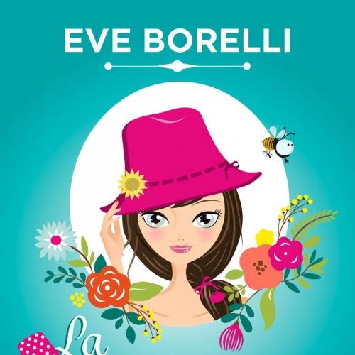 La petite brune dans la prairie de Eve Borelli