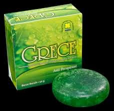 GRECE Body Crystal Anti Bau Badan