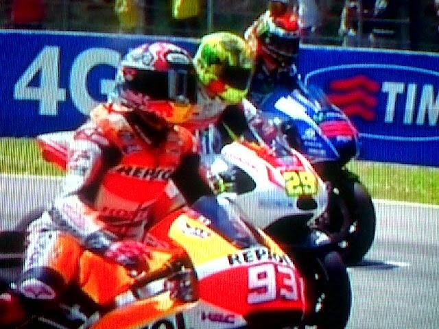10 Seri Balapan MotoGP 2014, Marc Marquez Semakin yang di Depan