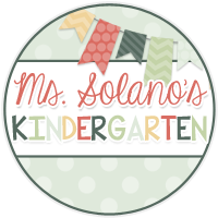 Ms. Solano's Kindergarten