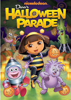dora the explorer doras halloween parade join dora and her friends on exciting halloween adventures in this four episode dvd