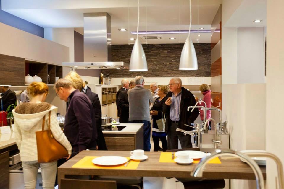 LUCA INLINE, een full laminaat-keuken die bruist van innovatie
