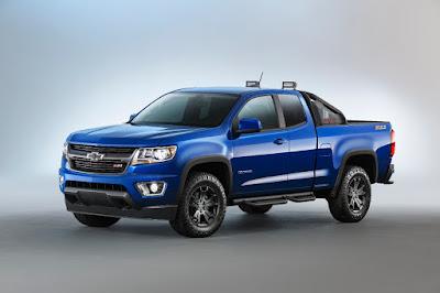 2016 Chevrolet Colorado Special Editions Available