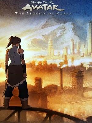 Avatar: la leyenda de Korra - libro IV