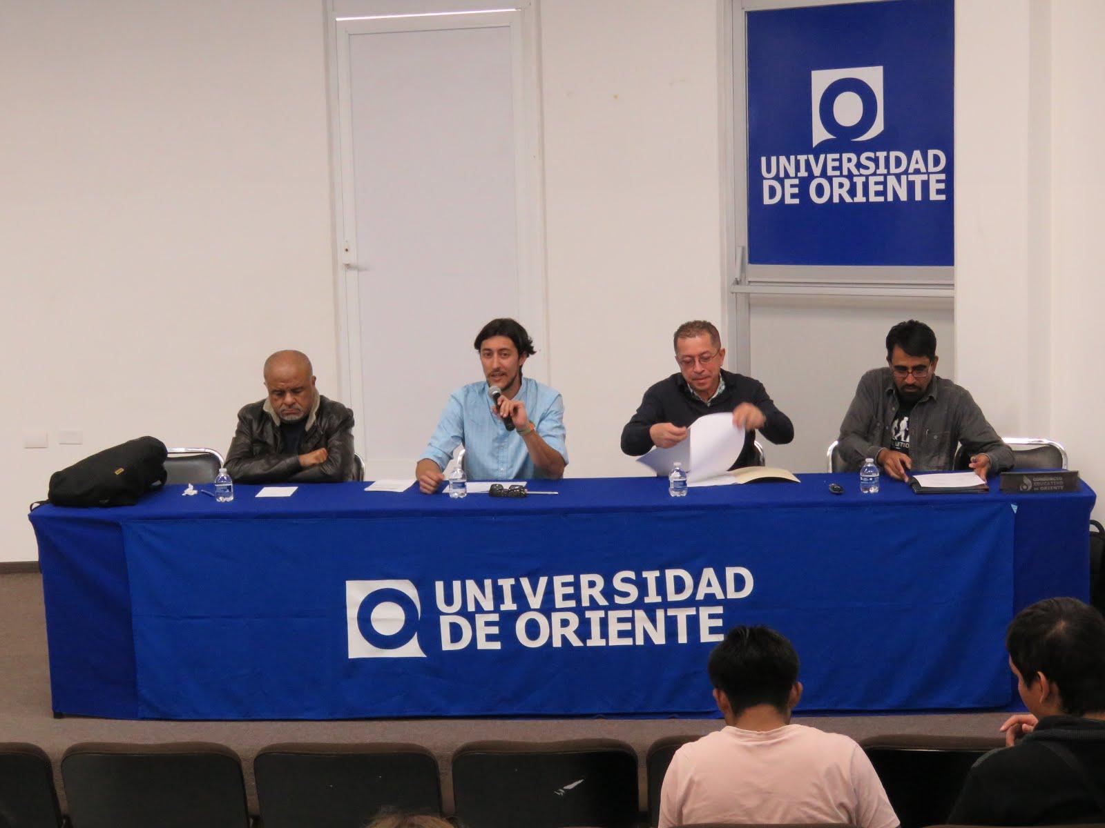 15 de feb. 2018. Ciclo de Conferencias: Las Epistemologías y las Artes a Debate. UdeO-Puebla.